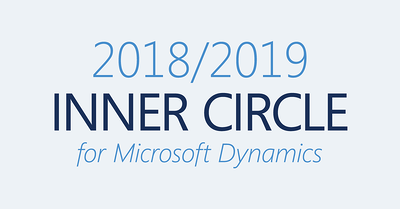 Microsoft Inner Circle 2018-19